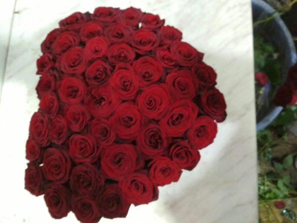 Букет 101 роз - всего 280 сомони