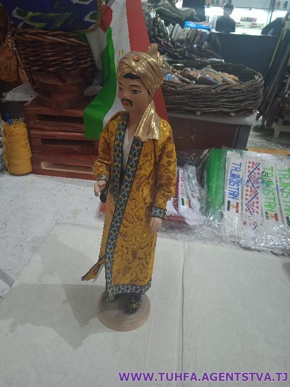 Кукла сувенир 01