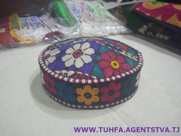 Таджикская тюбетейка — токи 04