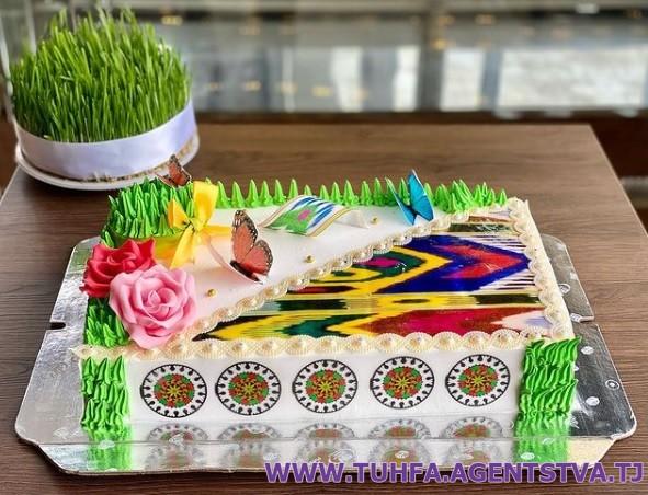 Торт Навруз
