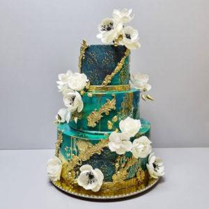 Изумрудный торт