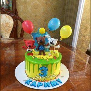 Торт копейка 01