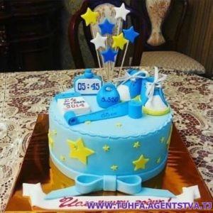 Торт копейка 22