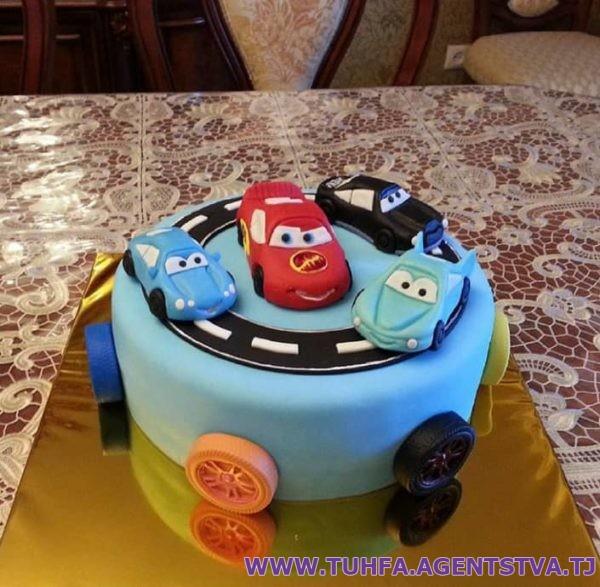 Торт копейка 25