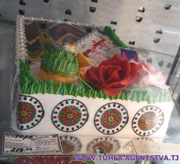 Торт Ноуруз