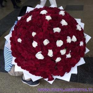 Букет 101 роз (02)