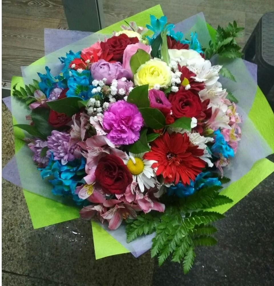 Доставка цветов в Душанбе
