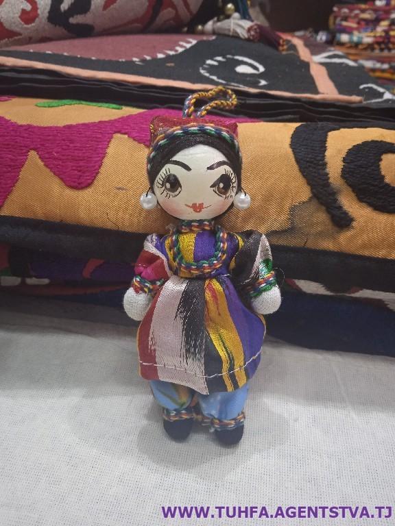 Кукла сувенир маленькая