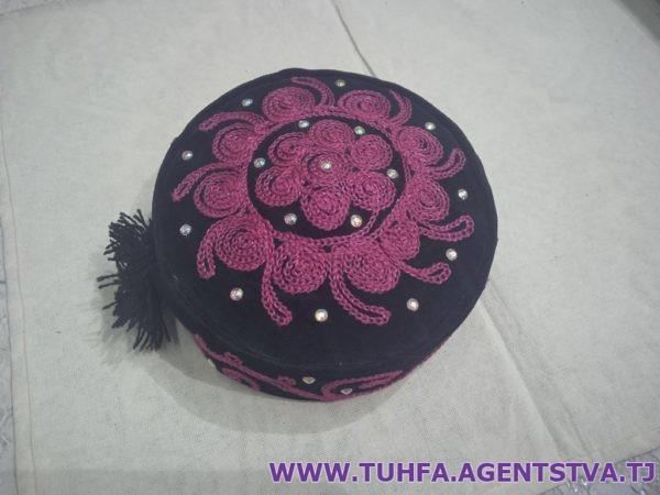 Женская тюбетейка — токи