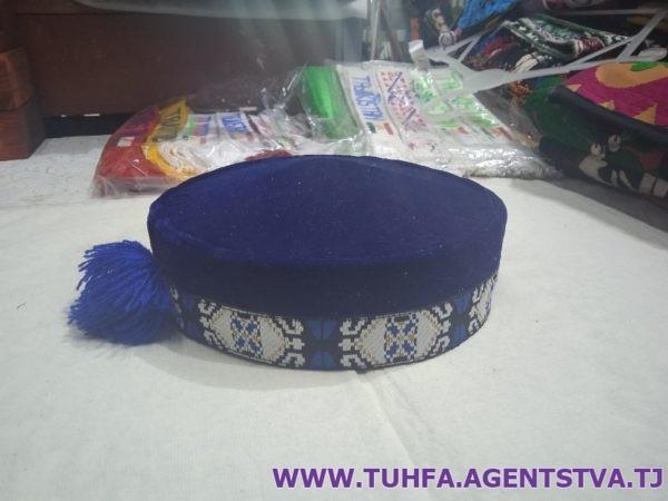 Памирская тюбетейка