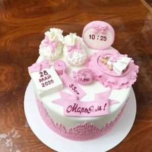 Торт копейка 02