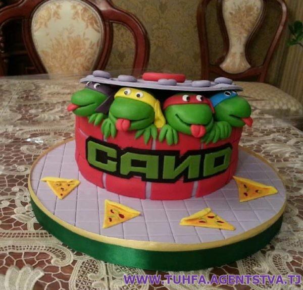 Торт копейка 23